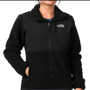 The North Face Denali Black Fleece Polartec Jacket